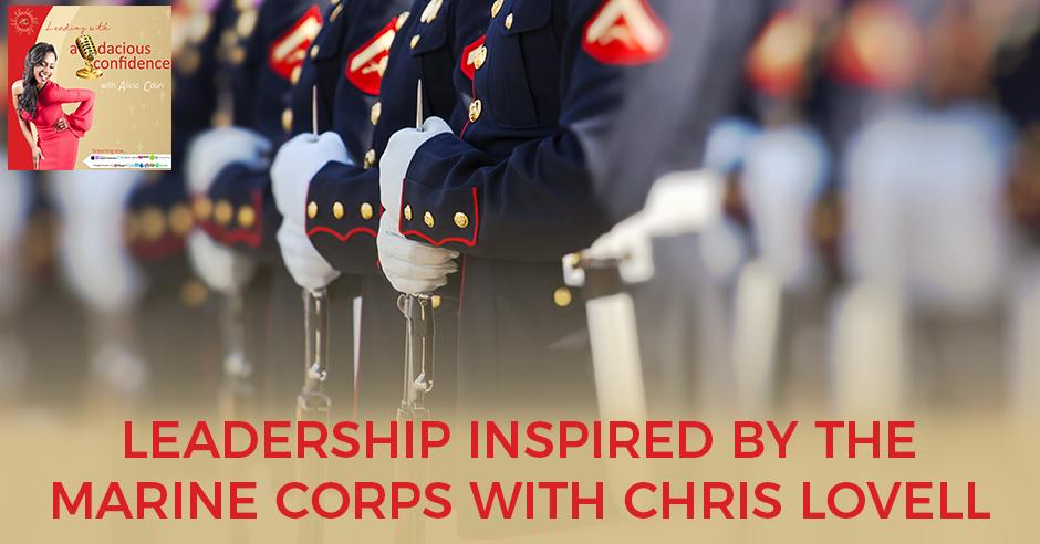 LAC Chris   Marine Inspired Leadership