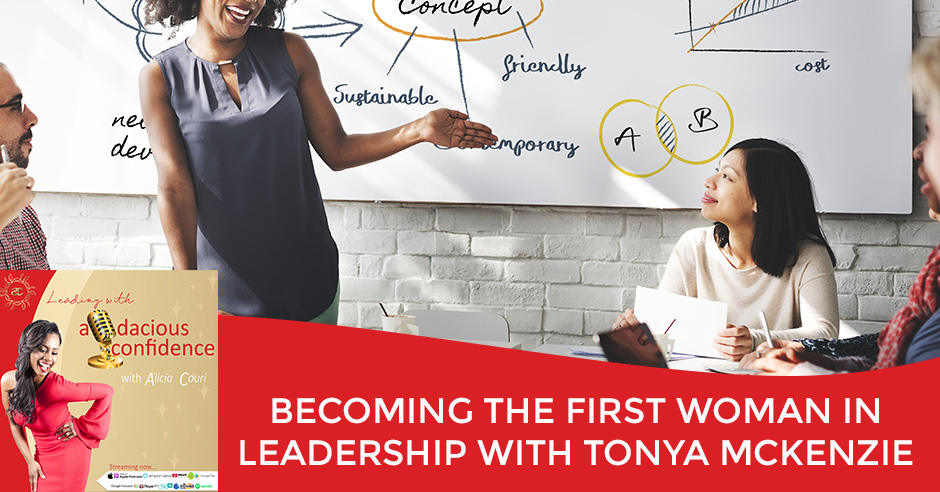 LAC Tanya | Woman In Leadership