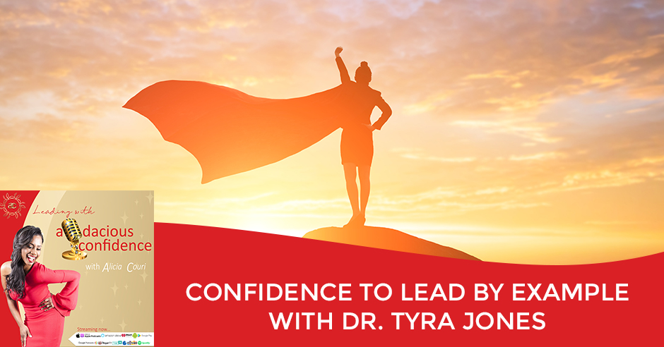 LAC  Dr. Tyra | Lead By Example
